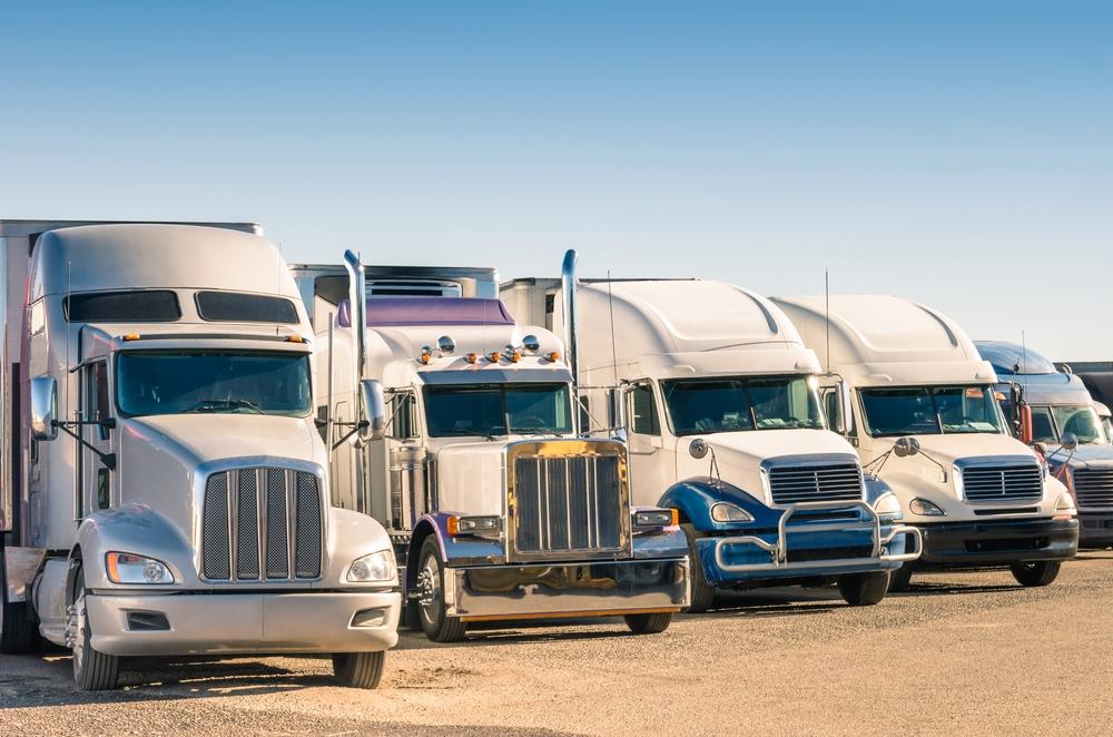 Semi Truck Storage Selma