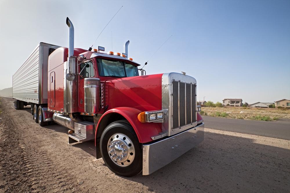 Semi Truck Storage Universal City